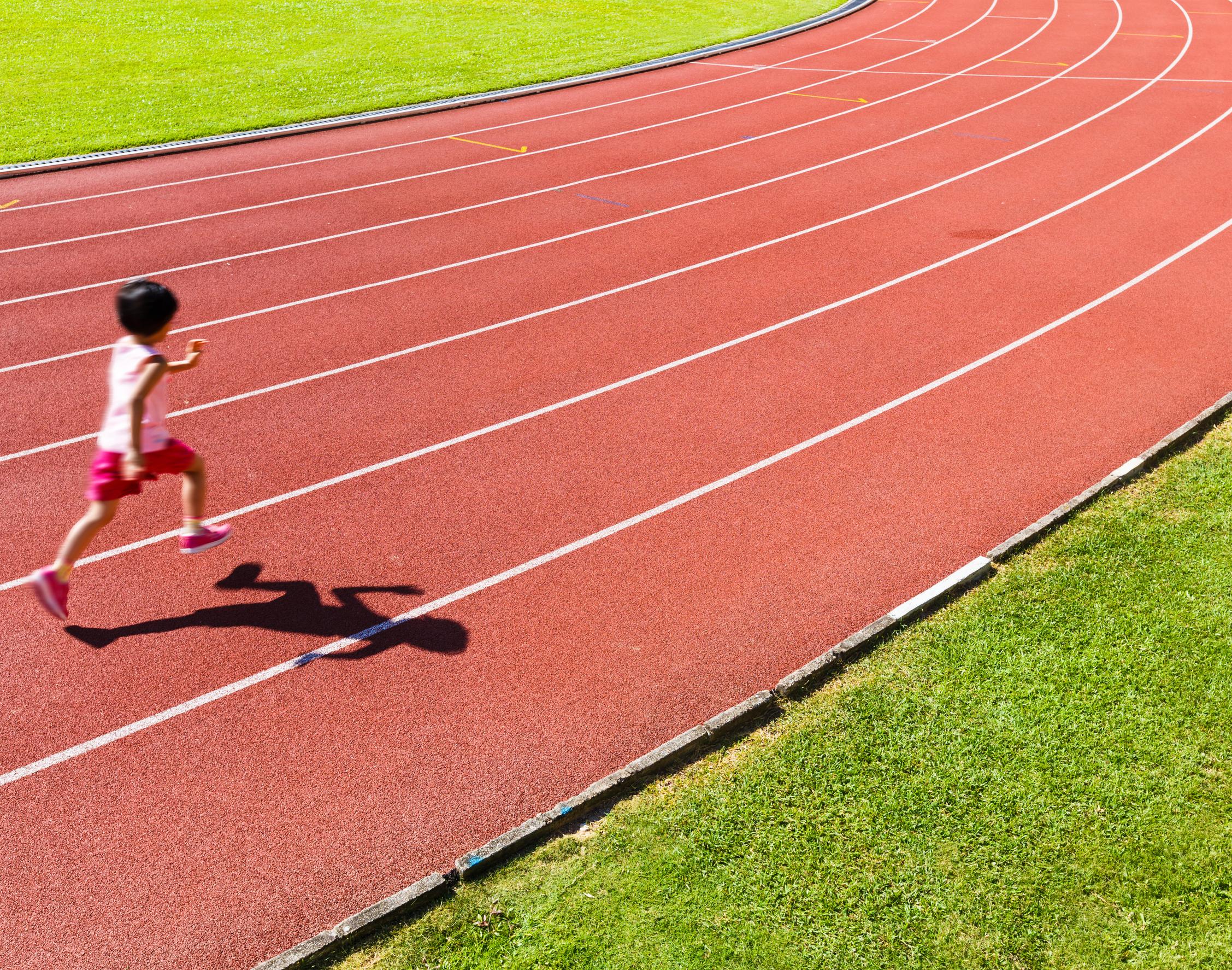 Running way