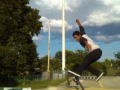 summer skateboard camp skater