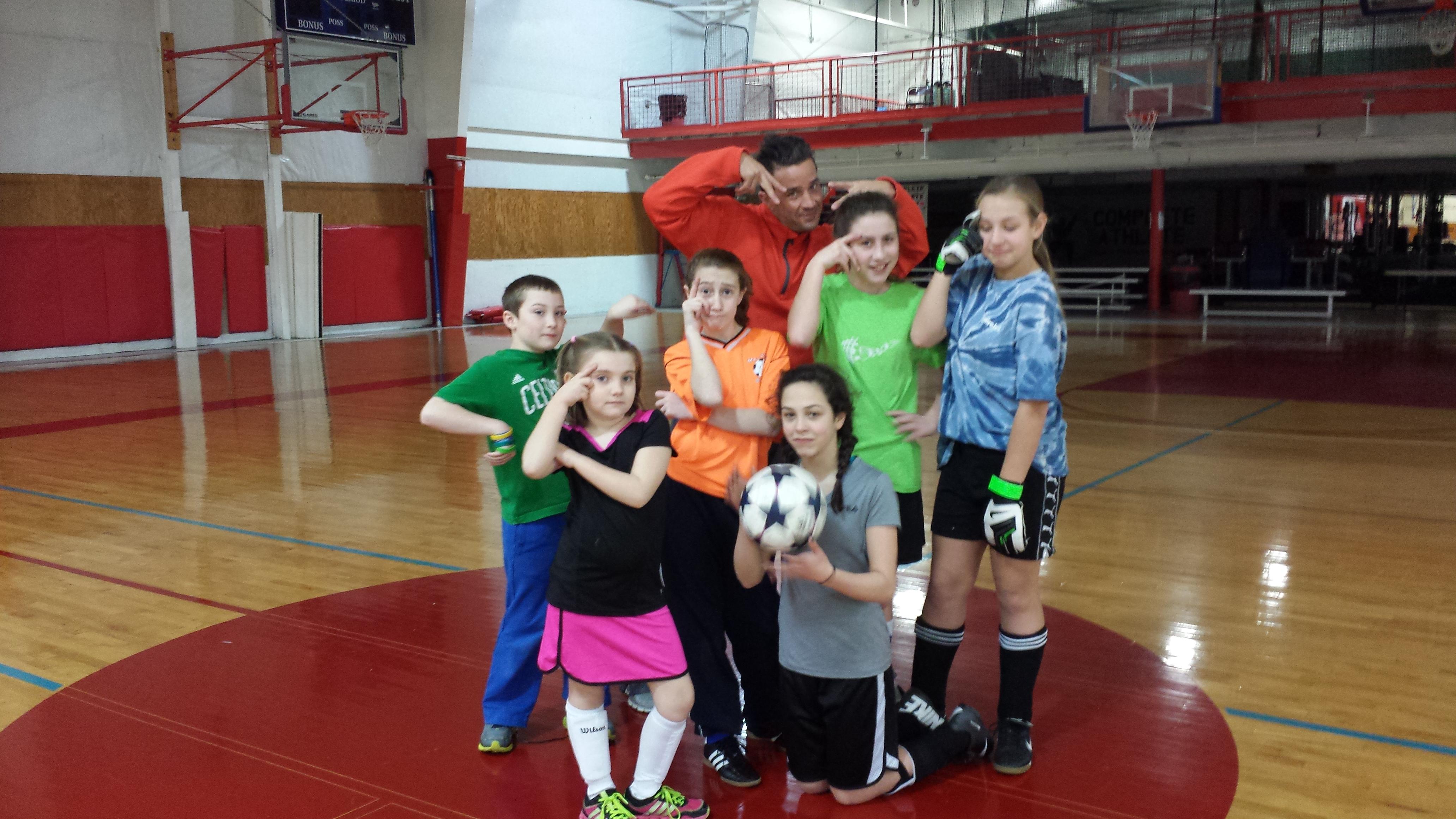 summer soccer camp 1