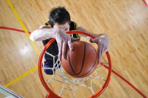 AAU basketball team