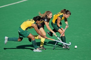 Womens field hockey