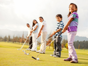 golf camps and clinics
