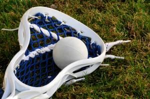 custom lacrosse stick stringing
