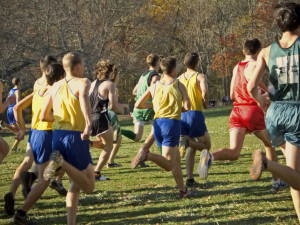running training for athletes