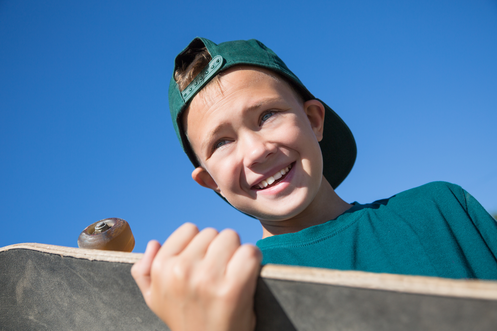 fall and spring skateboarding clinics