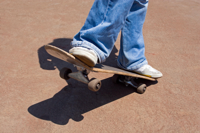 summer skateboarding camp