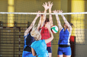 Fall and Spring Volleyball Clinics