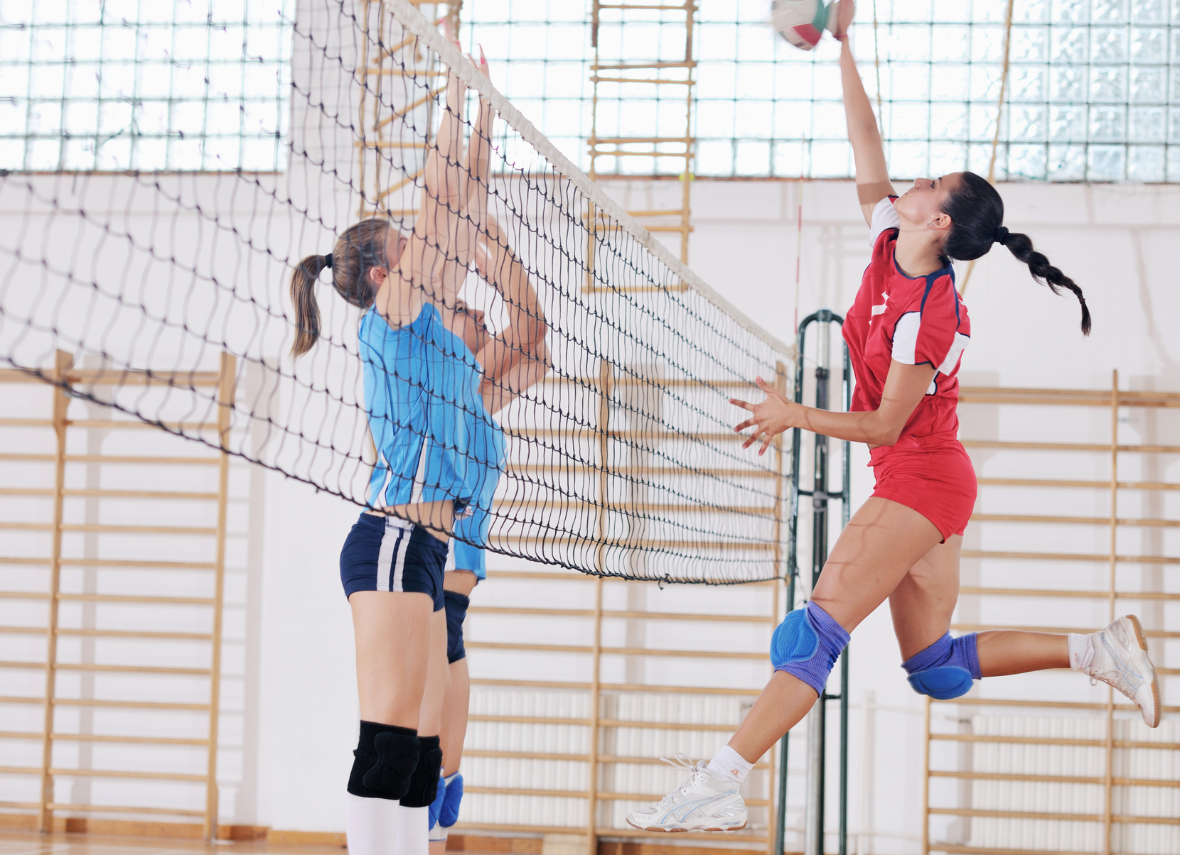 image of volleyball camp